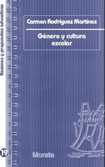 Género y cultura escolar - cover