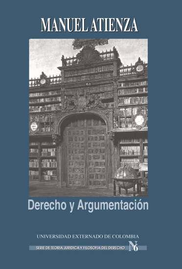 Derecho y Argumentación - cover