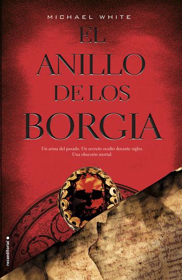 El anillo de los Borgia - cover
