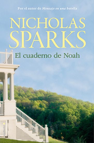 El cuaderno de Noah - cover