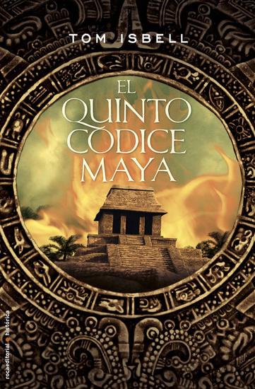 El quinto códice maya - cover
