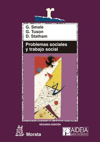 Problemas sociales y trabajo social - Hacia la inclusión y el cambio sociales - cover