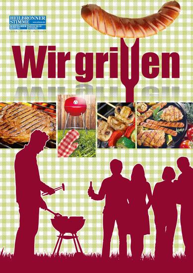 Wir Grillen - cover