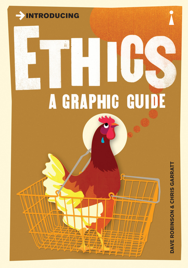 Introducing Ethics - A Graphic Guide - cover