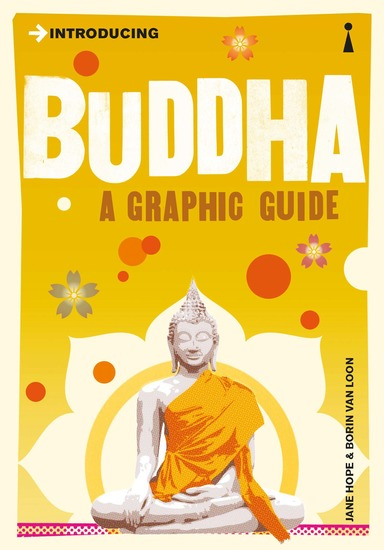 Introducing Buddha - A Graphic Guide - cover