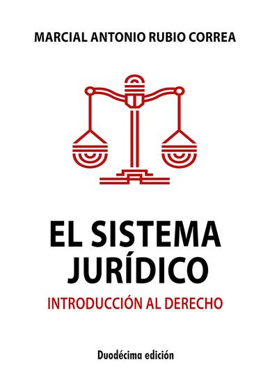 El sistema juridico - Introducción al derecho - cover