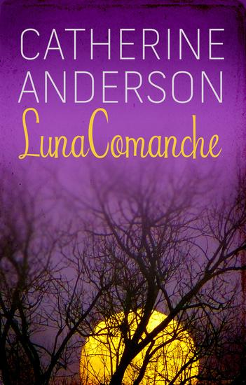 Luna comanche - cover
