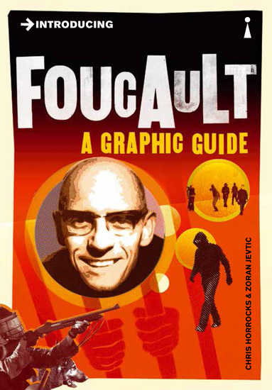 Introducing Foucault - A Graphic Guide - cover