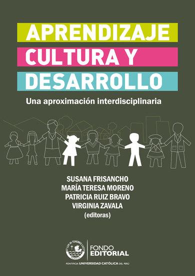 Aprendizaje cultura y desarrollo - Una aproximación interdisciplinaria - cover