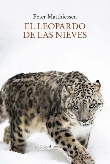 El leopardo de las nieves - cover