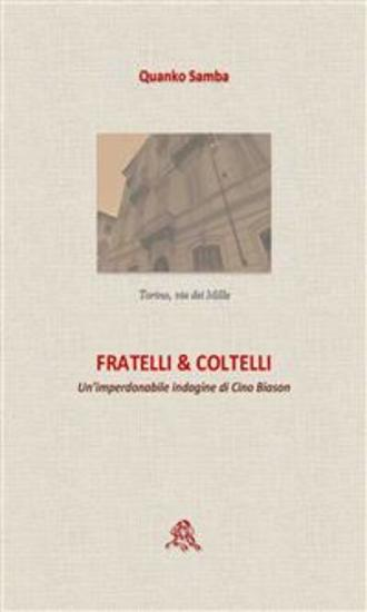 Fratelli & Coltelli - cover