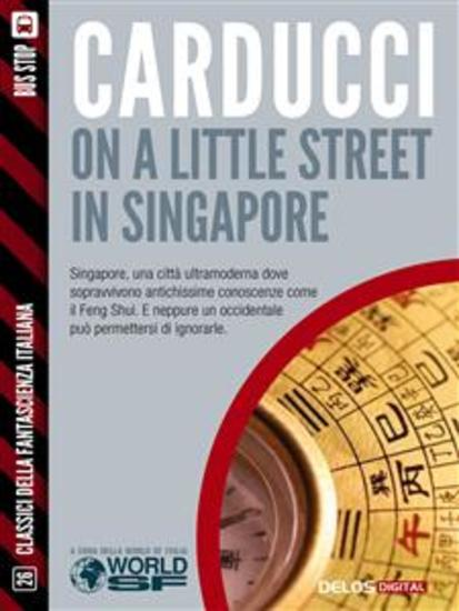 On a little street in Singapore - cover
