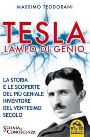 TESLA Lampo di genio - cover