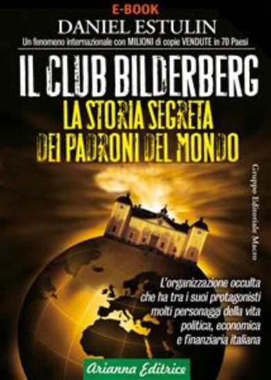 Il Club Bilderberg - cover