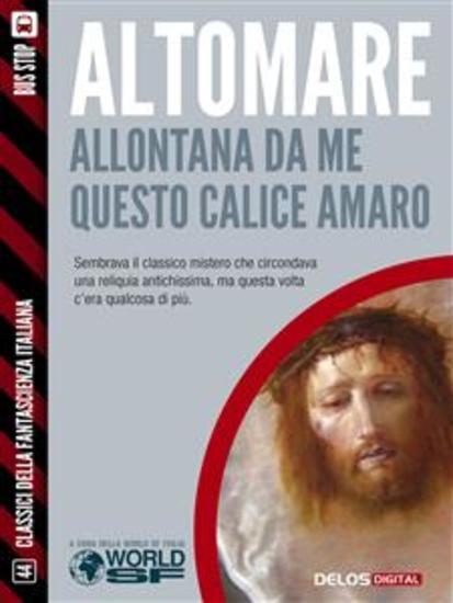 Allontata da me questo calice amaro - cover