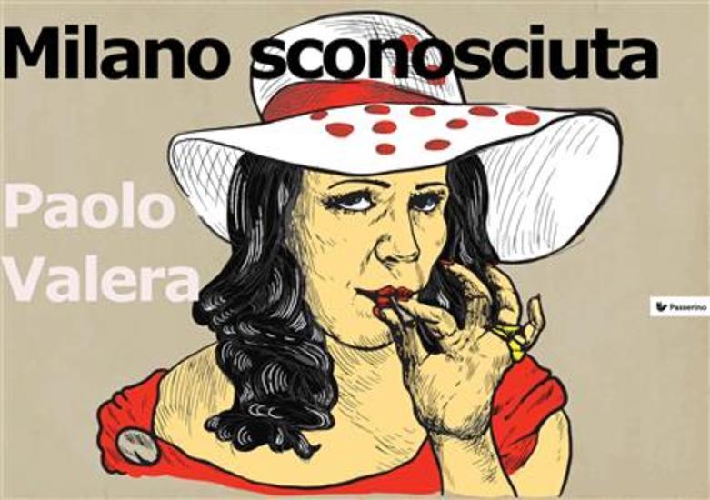Milano sconosciuta - cover