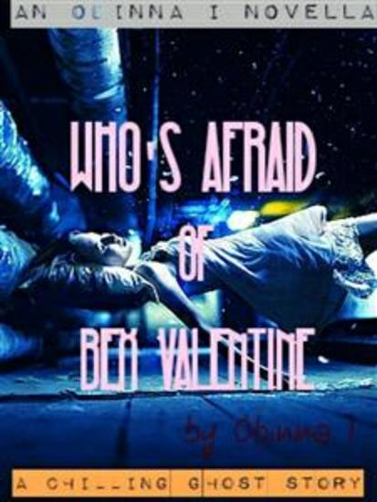 who's afraid of bex Valentine - cover