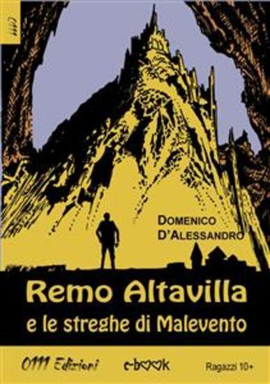 Remo Altavilla e le Streghe di Malevento - cover