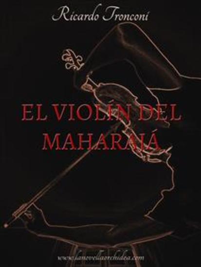 El Violín del Maharajá - cover