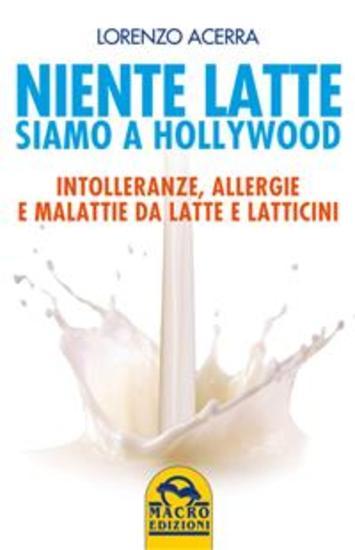 Niente latte Siamo a Hollywood - cover
