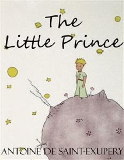 The Little Prince (Unabridged) - cover