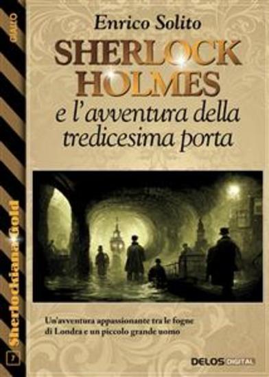 Sherlock Holmes e l'avventura della tredicesima porta - cover