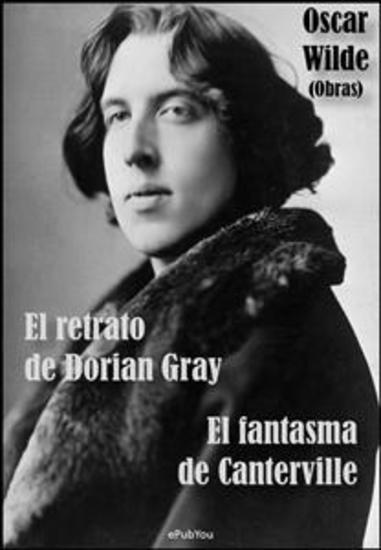 Obras - El retrato de Dorian Gray - El fantasma de Canterville - cover