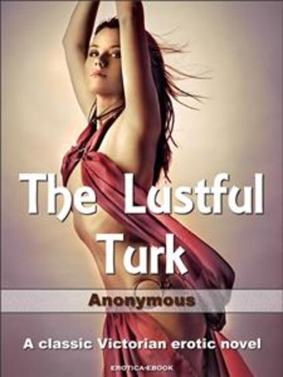 The Lustful Turk - cover