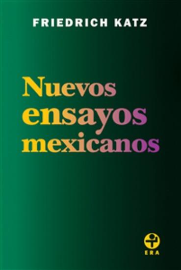 Nuevos ensayos mexicanos - cover