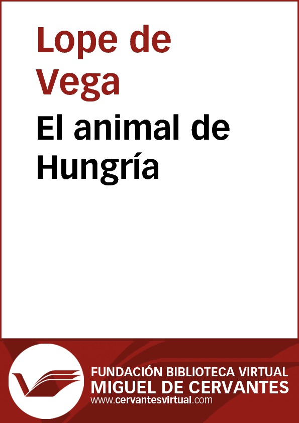 El animal de Hungría - cover