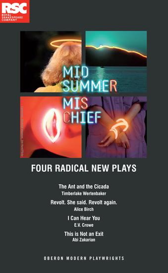 Midsummer Mischief - cover