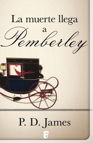 La muerte llega a Pemberley - cover