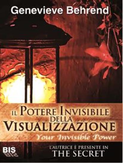 Il potere invisibile della visualizzazione - cover
