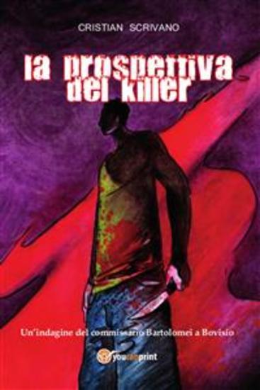 La prospettiva del killer - cover