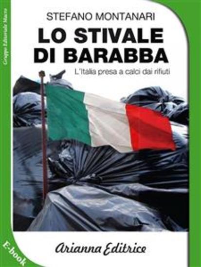 Lo stivale di Barabba - cover