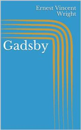 Gadsby - cover