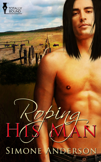 Roping His Man - cover