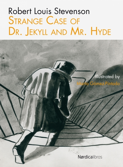 The strange case of Dr. Jekyll and Mr. Hyde - cover