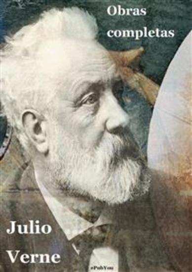 Jules Verne - Obras completas - cover