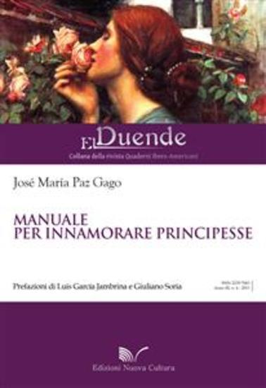 Manuale per innamorare principesse - cover