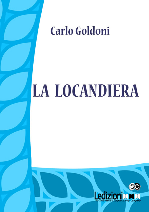 La locandiera - cover