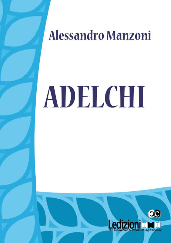 Adelchi - cover