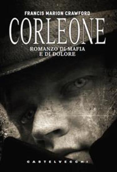 Corleone - Romanzo di mafia e di dolore - cover