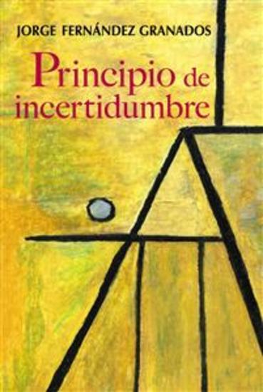 Principio de incertidumbre - cover