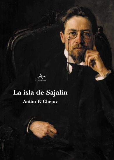La isla de Sajalín - cover