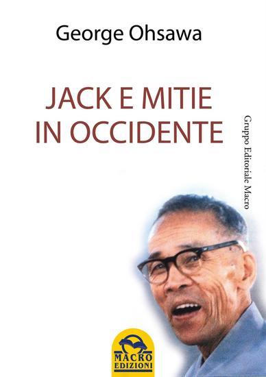 Jack e Mitie in Occidente - cover