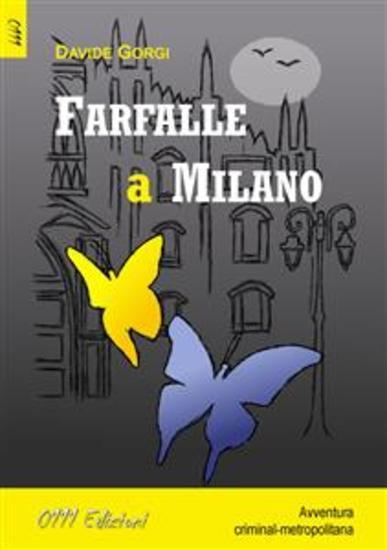 Farfalle a Milano - cover