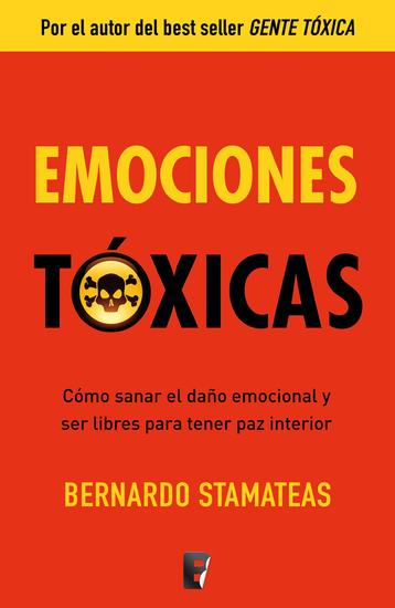 Emociones tóxicas - cover