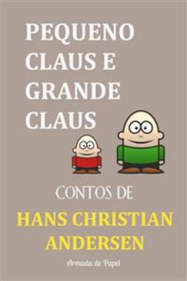 Pequeno Claus e Grande Claus - cover