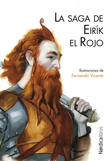 La saga de EIrík el Rojo - cover